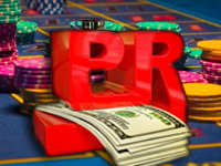 Как пиарятся виртуальные казино и букмекеры